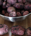 square foot gardening potatoes
